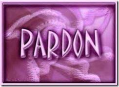 5 mars ; pardon1