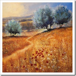 5 juin ~ AB51461V-Peaceful-Path-Affiches