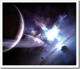Ringing-Saturn