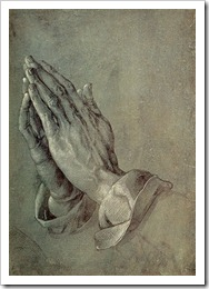 16 juin ~ durer-mains