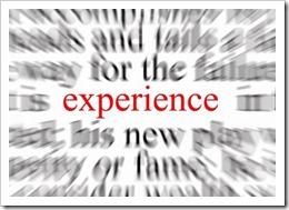 23 nov ~ experience-768157