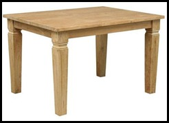 28 JANV ~ Table-AUGUSTA-W148